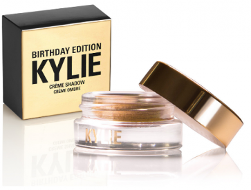 Kylie Creme Shadow Birthday Collection - Copper