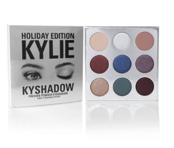 Paleta de sombras by Kylie Jenner - Holiday Palette
