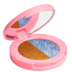 Duo de sombras Superfoils Gilded Carriage / Glass Slipper - Lime Crime